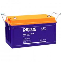 Delta HRL 12-140 X 950А универсальная полярность 140 Ач (342x173x287)