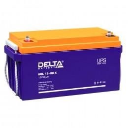 Delta HRL 12-80 X 750А универсальная полярность 80 Ач (350x167x179)