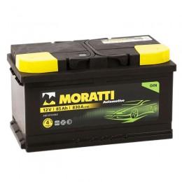 Moratti 85R  830А обратная полярность 85 Ач (315x175x175)