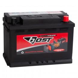 Автомобильный аккумулятор BOST 78L (57819) 750А прямая полярность 78 Ач (275x175x190) фото