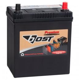 Автомобильный аккумулятор BOST PREMIUM 44L (50B19R) 390А прямая полярность 44 Ач (187x127x220) фото
