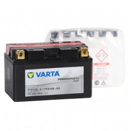 Аккумулятор для мототехники VARTA Powersports AGM TTZ10S-BS 150А прямая полярность 8 Ач (150x87x93) фото
