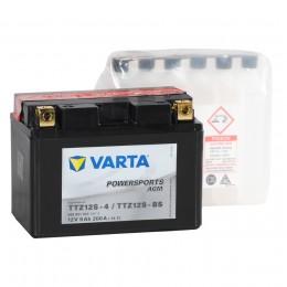 Аккумулятор для мототехники VARTA Powersports AGM TTZ12S-BS 200А прямая полярность 9 Ач (150x87x110) фото
