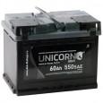 Аккумулятор UNICORN GREY 60R