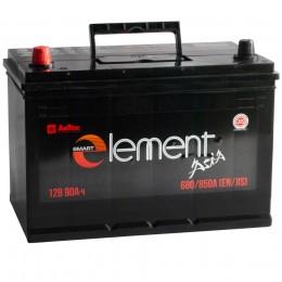 Автомобильный аккумулятор Smart ELEMENT 105D31R (90L) 680А прямая полярность 90 Ач (306x173x225) фото