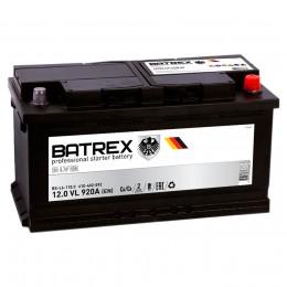 BATREX 110R  920А Обратная полярность 110 Ач (394x175x190)
