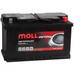MOLL AGM 95R Start-Stop 850A 353x175x190