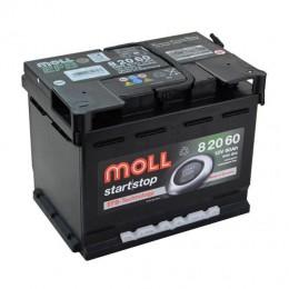 MOLL EFB 60R Start-Stop 640A 246x175x190