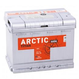 TITAN ARCTIC 62R  630А Обратная полярность 62 Ач (242x175x190)