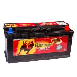 BANNER Running Bull AGM 105R (60 501) 950А обратная полярность 105 Ач (394x175x190)