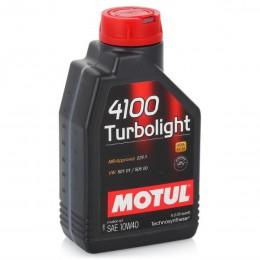 MOTUL  4100  Turbolight 10w40 1л