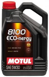 MOTUL  8100  Eco-nergy  5w30 4л
