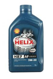 SHELL Helix HX7 5W30 1л