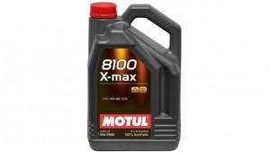 MOTUL  8100  X-max SAE  0w40 5л