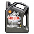 Моторное масло SHELL Helix Ultra 5W40 4л