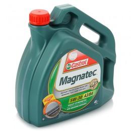 CASTROL Magnatec 5W30 A3/B4 4л