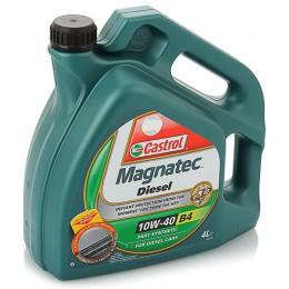 CASTROL Magnatec Diesel 10W40 B4 4л