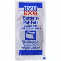 Смазка для электроконтактов LIQUI MOLY Batterie-Pol-Fett, 0,01 кг