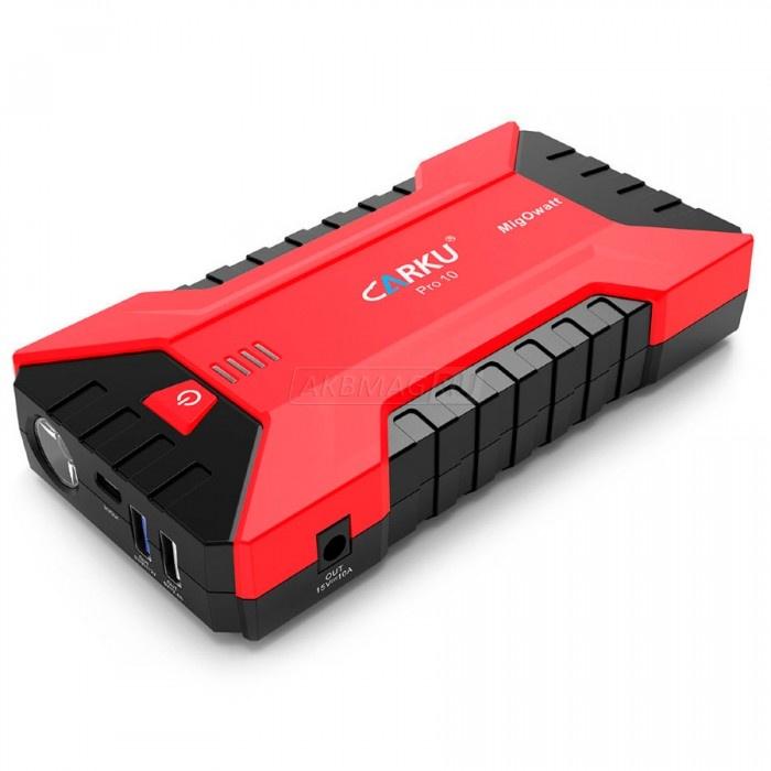 Пуско-зарядное устройство CarKu PRO-10 фото