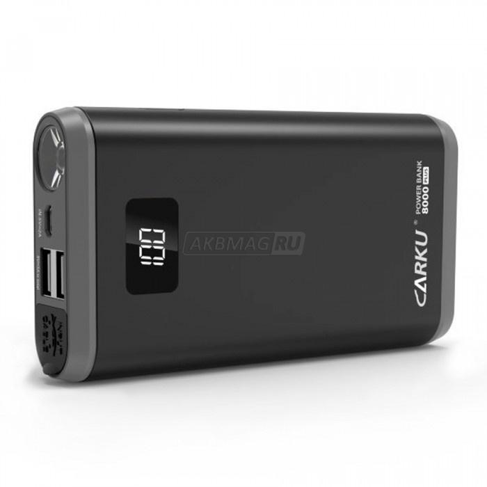 Пуско-зарядное устройство CarKu POWERBANK 8000 PLUS фото
